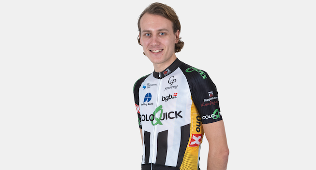 ColoQuick-talent: PostNord Danmark Rundt er vores Tour de France