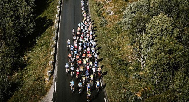 Artikel: Hvem er Den Hemmelige Cykelrytter?
