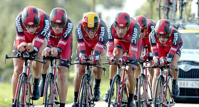 Bemærkelsesværdige hold: BMC Racing Team 2012