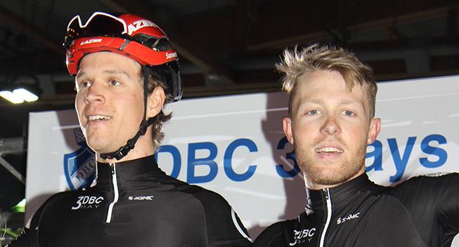 Sunweb-par vinder danskerduellen, mens hollænderne flyver videre