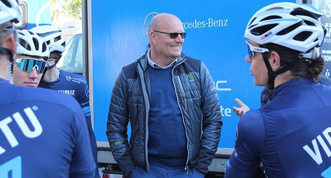 Lars Seier om cykelprojektet: Skal ske i januar