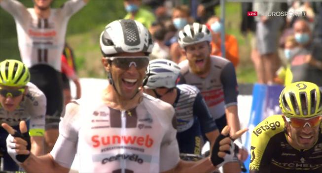 Optakt: 2. etape af Giro d'Italia