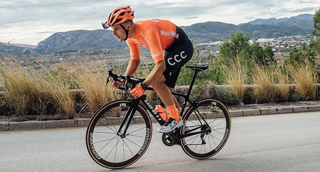 Endnu en rytter forlader synkende CCC-skude