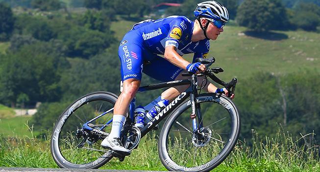 Evenepoel går efter sejren i Giro d'Italia
