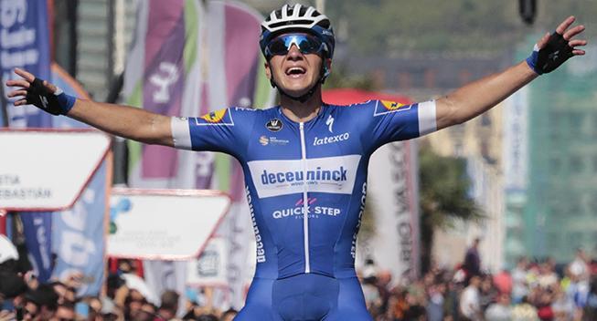 Evenepoel skal køre Giro d'Italia