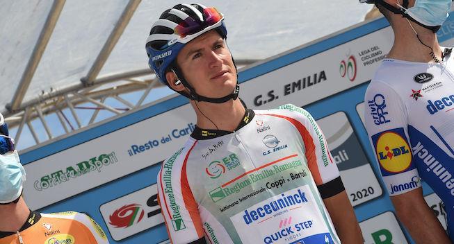 Giro-udtaget Honoré får frihed til etape-jagt