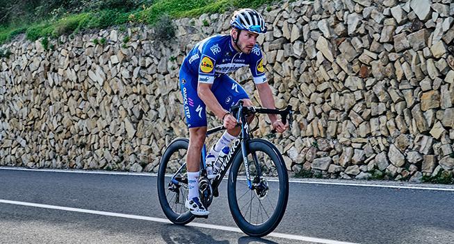 Franskmand slog Campenaerts og vandt kermesse-løb