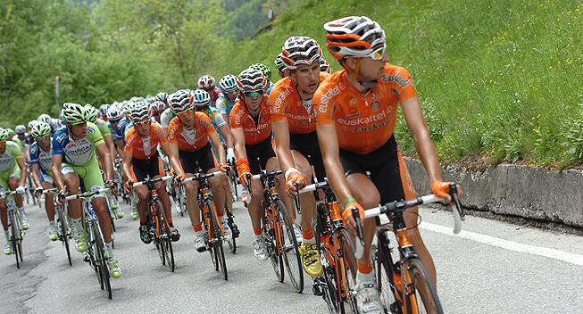 Bemærkelsesværdige hold: Euskaltel-Euskadi 2003