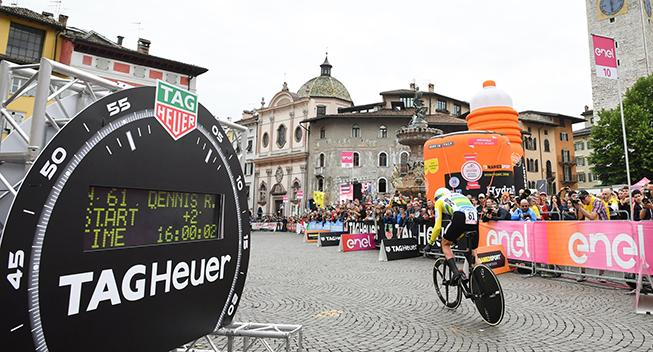 Medie: Giro d'Italia åbner med enkeltstart på Sicilien