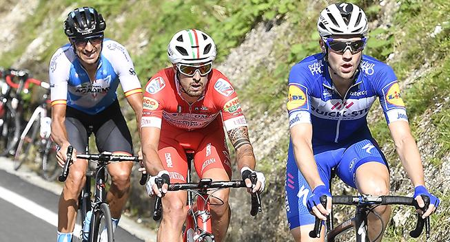 Quick-Steps nye italiener vil køre Ardennerne og Giro