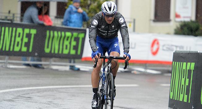 Mikkel Honoré har brækket ryggen tre steder