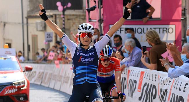 Elisa Longo vinder i Giro Rosa – Uttrup firer