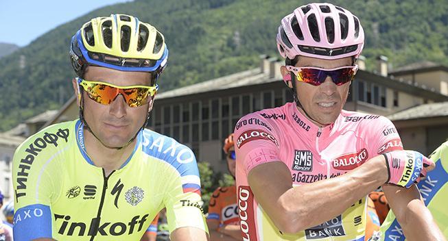 All You Need is Love: Contador og Basso priser danske cykelfans