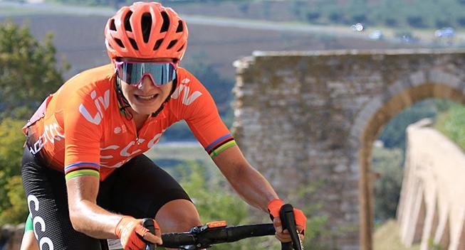 Marianne Vos vinder for anden dag i træk