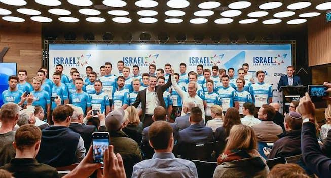 Israel-boss om manglende Froome i Touren: Jeg er ikke overrasket