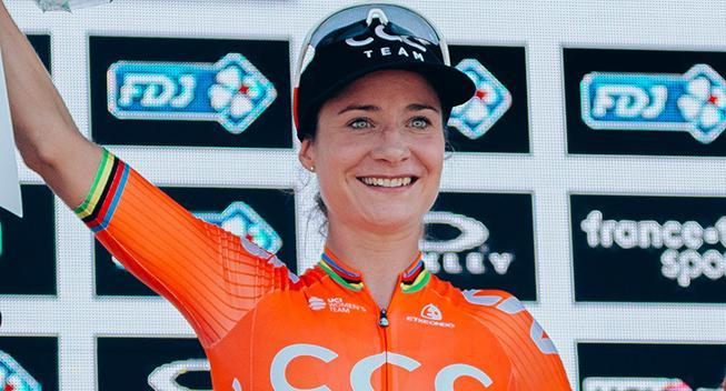 Vos begynder sin cyklecross-sæson med en sejr