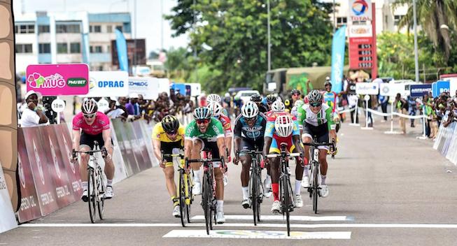 Nippo Delko tager sin første sejr i sæsonen i Gabon