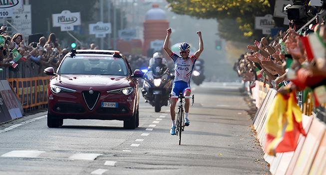 RCS Sport ændrer i Lombardiet Rundt-ruten