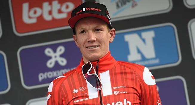 Søren Kragh skal jagte etapesejre i Dauphiné