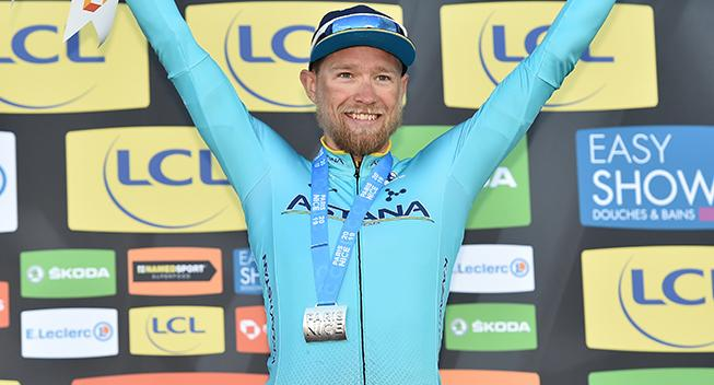 Gense momentet: Cort snyder udbruddet for Tour-sejr