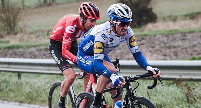 Alaphilippe og Quick-Step forbereder sig på De Ronde