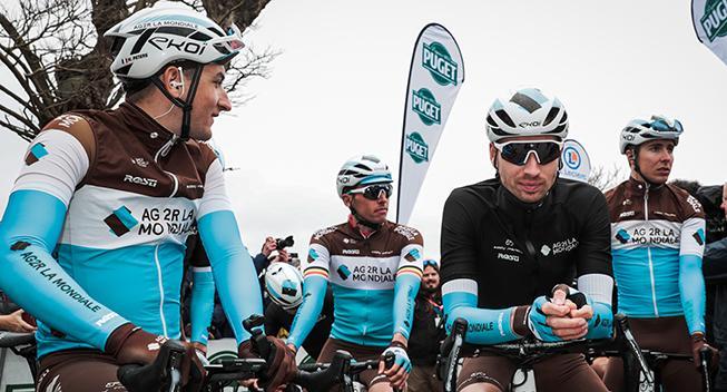 To belgiere til AG2R La Mondiale