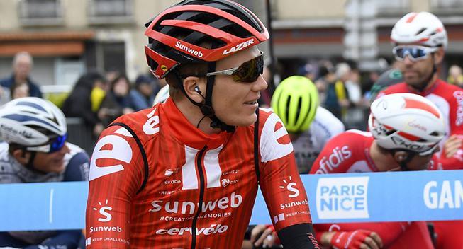Søren Kragh kører Milano-Sanremo