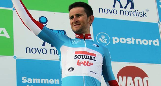 Benoot kører gerne Tour de France uden publikum