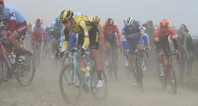 Paris-Roubaix og to Ardennerklassikere bliver udskudt