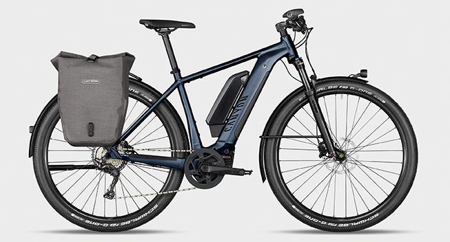 Canyon lancerer sin første e-trekking cykel