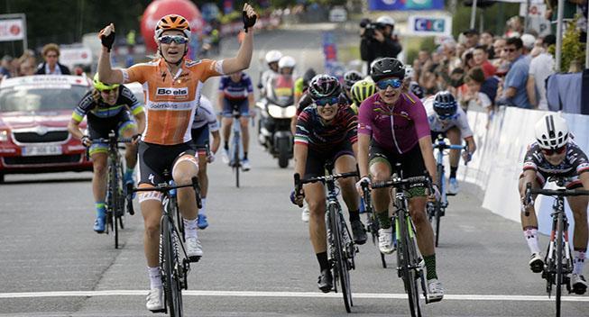 Boels-Dolmans forlænger med to rytterre