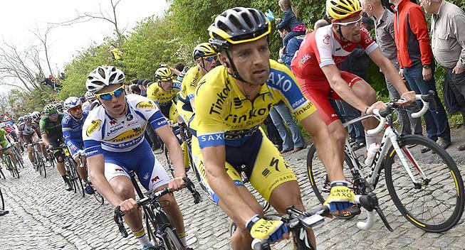 Tidligere CSC-rytter: Ikke imponeret af van der Poels Strava-tur