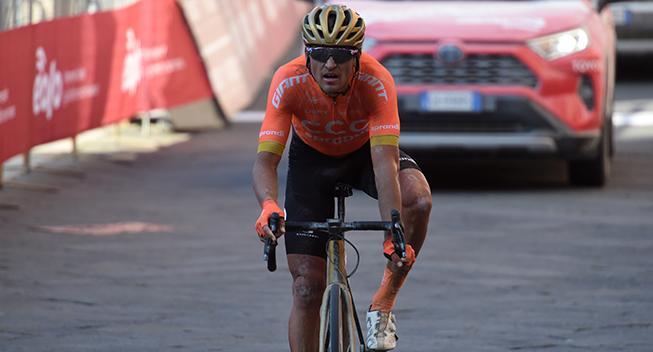 Van Avermaet efter Strade Bianche: En af de sværeste dage i min karriere