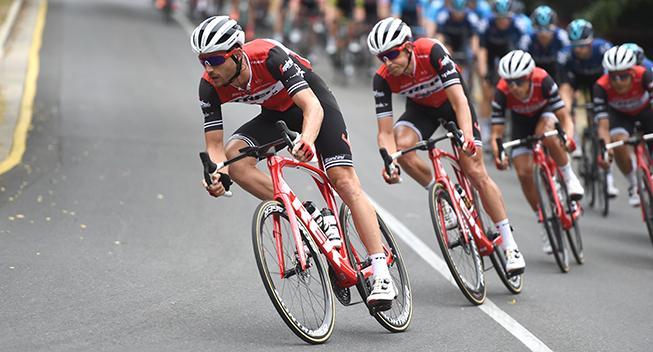Mollema og Nibali fører Trek-Segafredo an i Lombardiet