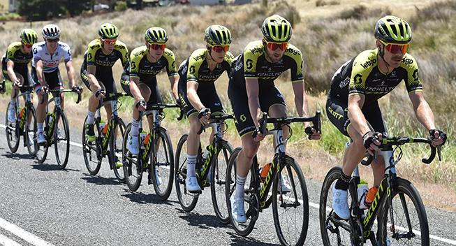 UCI bekræfter: Mitchelton-Scott får WorldTour-licens