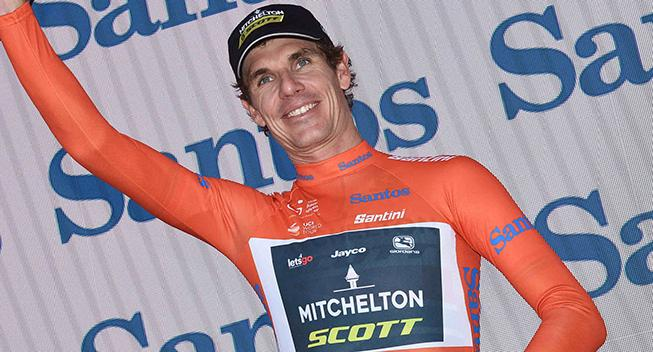 Impey vil lave Tour Down Under-hattrick