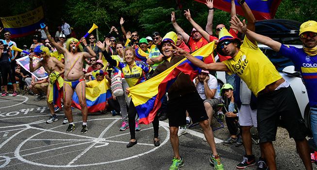 Colombia har holdet klar til ungdommens Tour de France