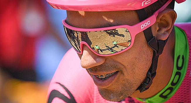 EF Pro Cycling ryddede podiet: En fantastisk uge