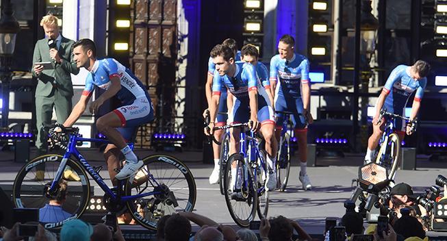 Total Direct Energie afviser automatisk invitation til Giro d'Italia