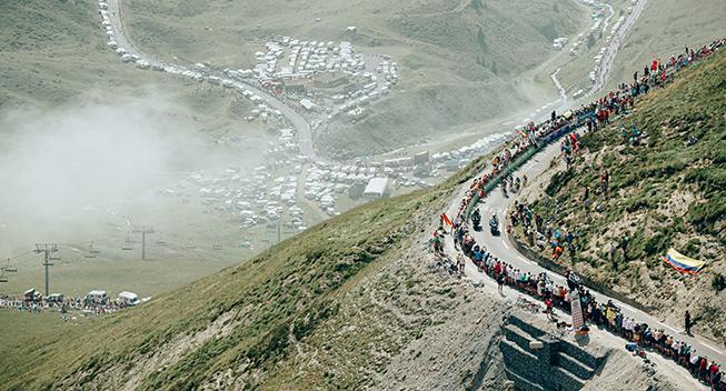 Vuelta-rute præsenteret: Mytisk Tour-bjerg og Angliru venter rytterne