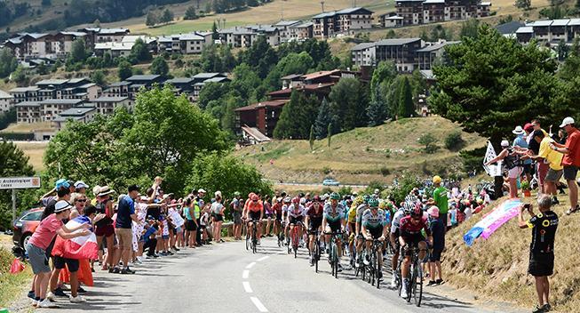Reaktioner fra 5. etape i Dauphiné