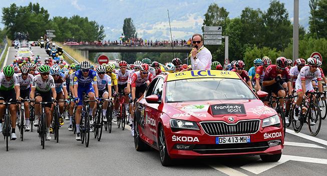 Prudhomme forsikrer: Touren køres ikke uden tilskuere