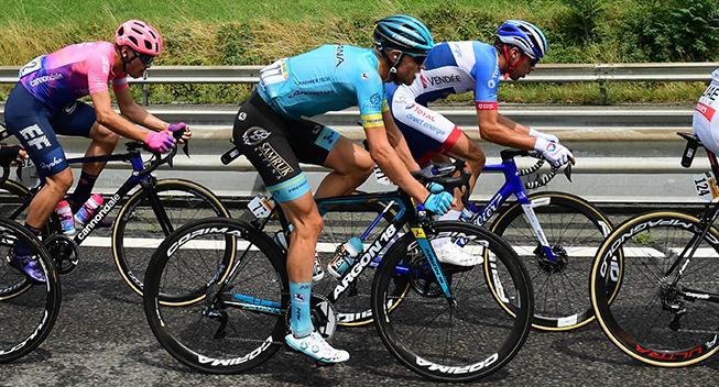 WorldTour-holdene strømmer til mindre fransk etapeløb