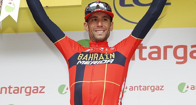 Guercilena: Nibali er en stor mester