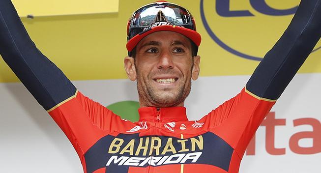 Nibali afslutter træningslejr med over 31.000 højdemeter