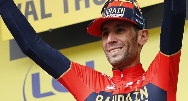 Skuffet og utilfreds Nibali glad for at slippe væk fra Bahrain-Merida