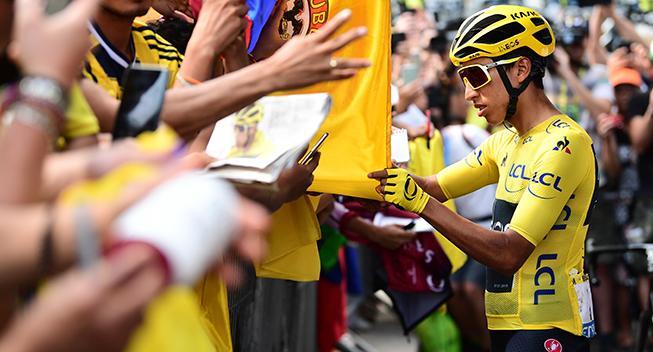 Colombiansk cykelstjerne vil vinde alle tre Grand Tours