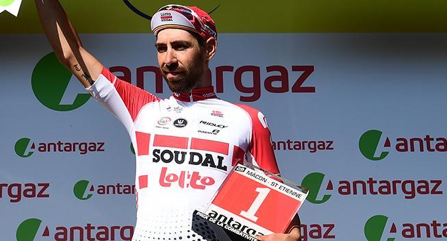De Gendt om 2020-sæson: Jeg vil køre Giroen og toppe formen i Touren