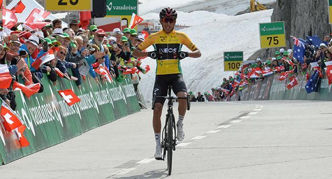 Bernal prioriterer Giro 2021 over Vuelta 2020