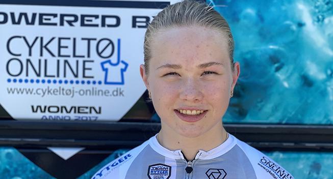 Endnu et dansk stortalent skifter til Team RYTGER p/b Cykeltøj-Online.dk